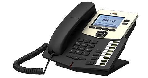 Telefono voip per centralini IP