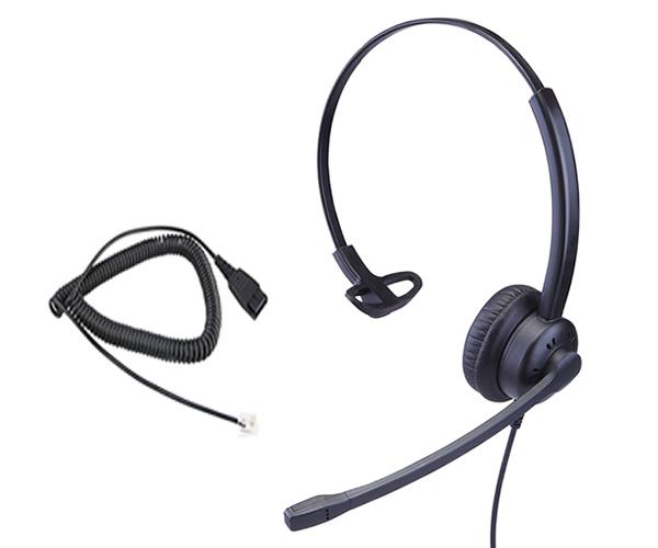 Cuffia con microfono ezlight pro