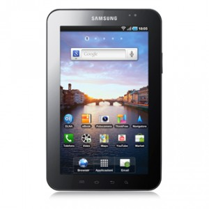 Tablet PC Samsung galaxy tab 7""