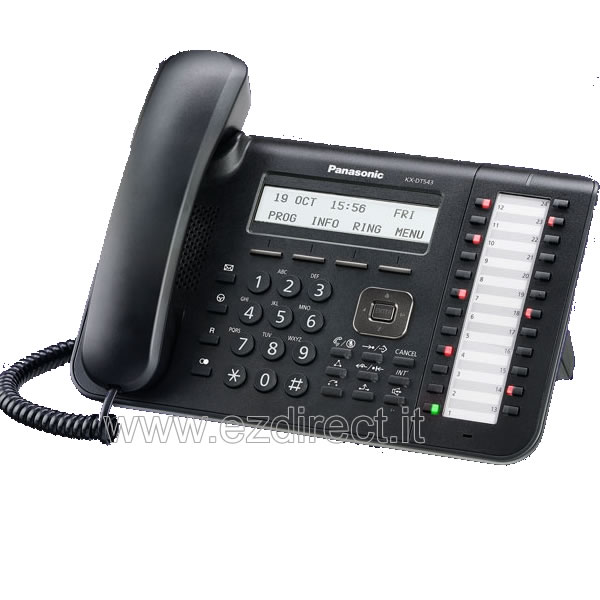 Panasonic telefono digitale