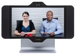polycom videoconferenza hd