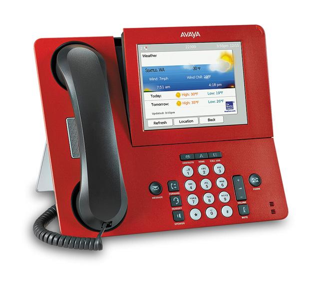 telefoni avaya voip ip 9600