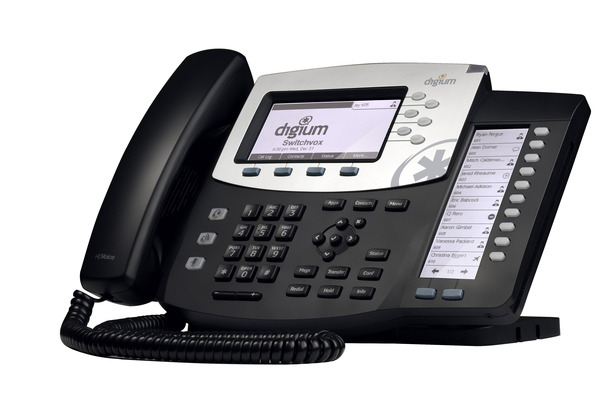Telefono voip digium