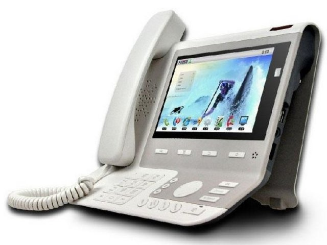 Telefono voip android fanvil d800 ip phone