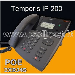 Alcatel temporis ip 200 telefono voip
